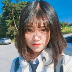 Hairstyles for school 🤪 There's really no issue with tossing by means of a spg Pretty Korean Girls, Cute Korean Girl, Asian Girl, Uzzlang Girl, Hey Girl, Hairstyles For School, Girl Hairstyles, Ulzzang Korean Girl, Korean Girl Fashion