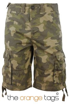 MENS SUMMER CASUAL COTTON COMBAT SHORTS CAMOUFLAGE CARGO PANTS in Clothes, Shoes  Accessories, Men's Clothing, Shorts | eBay