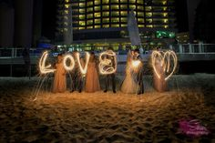 Beach Palace Resorts, a romantic beach to be in.  #DestinationWedding Photography in Cancun. By Sarani E.
