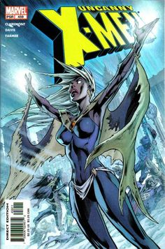 Cover for The Uncanny X-Men (Marvel, 1981 series) Comic Book Heroes, Comic Books, Michael Turner, The Uncanny, Psylocke, Comic Covers, Book Covers, Marvel Women, Incredible Hulk