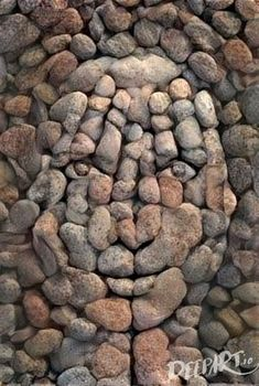 Garden art diy stone pebble mosaic 39 ideas for 2019 Pebble Mosaic, Pebble Art, Mosaic Art, Mosaic Mirrors, Pebble Stone, Stone Mosaic, Stone Crafts, Rock Crafts, Art Crafts