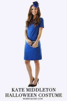 Merrick's Art // Style + Sewing for the Everyday Girl: MODERN GIRL'S HALLOWEEN WEEK: KATE MIDDLETON COSTUME