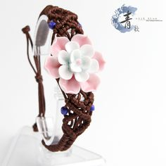 Chinese Original ceramics hand-made bracelets bangles - Latest Makeup Styles and Tips