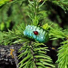 Ring Ladybugs by DarinaViktorova on Etsy, $29.00