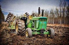 "500px / Photo ""The Tractor"" by Carol Watkins"