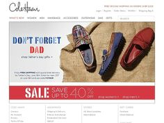 Details of the website as featured within CoolHomepages web design inspiration gallery. Web Design Gallery, Wishlist Shopping, Handbags For Men, Web Design Inspiration, Design Awards, Handbag Accessories, Fathers Day Gifts, Cole Haan, Cool Designs