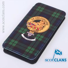 Campbell Clan Crest Samsung Phone Case. Free Worldwide Shipping Available