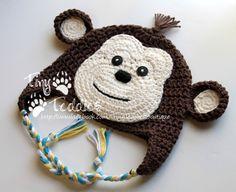 M2M Mod Monkey Hat