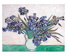 Stampa fine art su canvas con telaio in legno Composizione I - 100x70x4 cm
