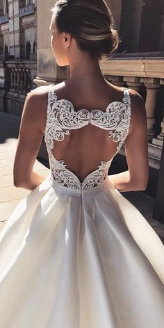 Wonderful Perfect Wedding Dress For The Bride Ideas. Ineffable Perfect Wedding Dress For The Bride Ideas. Most Beautiful Wedding Dresses, Perfect Wedding Dress, White Wedding Dresses, Unique Dresses, Wedding Dress Styles, Bridal Dresses, White Weddings, Lace Weddings, Elegant Dresses