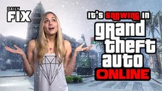 It's snowing (in #GTAOnline) http://go.ign.com/gNQ9v7B