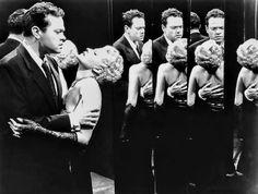 Orson Welles y Rita