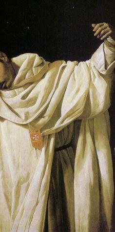 The Martyrdom of Saint Serapion (detail) by Francisco Zurbarán