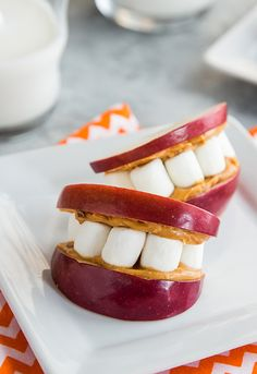Apple Smiles Kids Snack