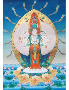 1000-Armed Avalokitesvara