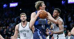 Nowitzki NBA'nın en skorer 6. oyuncusu - Alman yıldız Dirk Nowitzki, NBA'nın en skorer 6. oyuncusu oldu. Amerikan Basketbol Ligi'nde (NBA) Dallas Mavericks forması giyen Alman yıldız Dirk Nowitzki, takımının Brooklyn Nets'i deplasmanda 119-118 yendiğ - #BrooklynNets, #Cavaliers, #DallasMavericks, #Nba, #Nowitzki - Tıklayın: http://yerelturkiye.com/spor/68520-nowitzki-nbanin-