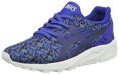 ASICS Gel-kayano Trainer Evo, Unisex-Erwachsene Sneakers, Blau (monaco Blue/indian Ink 4950), 42 EU - http://uhr.haus/asics/42-eu-asics-gel-kayano-trainer-evo-unisex-sneakers-2
