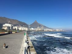 The Promenade Mouille Point I Am An African, Cape Town, South Africa, Beach, Water, Outdoor, Gripe Water, Outdoors, The Beach