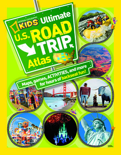 Excellent collection of books for road trips with kids!