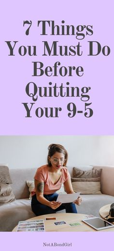 7 Lessons From Quitting My Job without a Plan Business Website, Business Tips, Job Search Tips, Corporate America, Changing Jobs, Quitting Your Job, I Quit, Resume Tips, Career Change