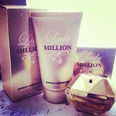Imagen de lady million, perfume, and paco rabanne