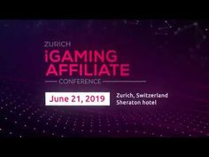 The conference will gather land-based operators, affiliates, developers, legal experts, regulators and other representatives of the gambling and spheres. The invited experts will discuss: Marketing Strategies, Zurich, Online Casino, Affiliate Marketing, Switzerland, Conference, June, Neon Signs, Songs