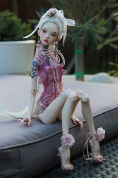 BJD - Blossom - doll by Popovy Sis