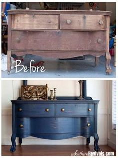 southern revivals - How To Flip Furniture