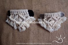 Macrame Headband, Diy Hair Bows, Boho Hairstyles, Decoration, Dyi, Hair Clips, Weaving, Handmade, Outfit