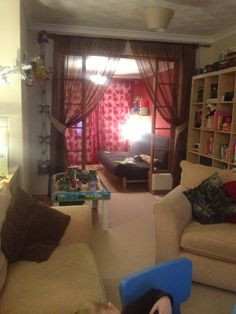 New room layout...