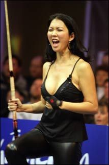 women billiards players | ... Lee – Pool Lessons, Billiard Videos, Pool Games, Live Streaming