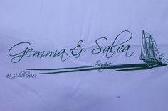 Ejemplos de algunas toallas de microfibra serigrafiadas por nosotros mismos Arabic Calligraphy, Arabic Calligraphy Art