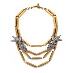 Lulu Frost | Aviary Statement Necklace
