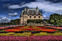 Biltmore House, Asheville, North Carolina
