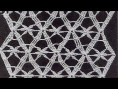Crochet Videos, Crochet Patterns, Shabby, Make It Yourself, Linen Tablecloth, Crochet Stitches, Knitting And Crocheting, Hand Embroidery Art, Ponchos