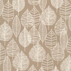 Line Leaf | Gray {canvas} from Bark