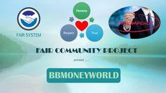 BBMoneyWorld Market Plan by Fair Community Project
