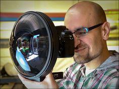 Nikon 6 mm f2.8 Fisheye