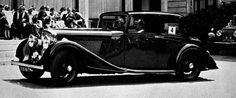 1937 Sports Saloon (chassis B24KT) for Prince Guy de Polignac