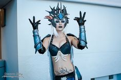 BlizzCon was this past weekend in Anaheim, and fans of Blizzard's games and other game franchises descended on SoCal to celebrate their greatest heroes and inspirations. Which involved a LOT of incredible armor and painstaking recreations of weapons. Check out some of our favorites from BlizzCon below.