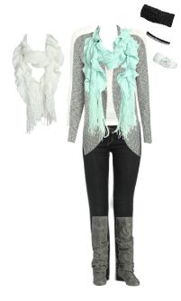 WetSeal.com Runway Outfit:  Winter by BestEver.