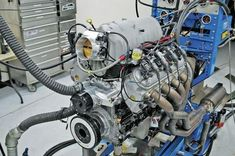 Read Four Ways to Get Your LS Engine to 600 Horsepower in viewall page