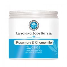 PHB Ethical Beauty Restoring Body Butter with Rosemary & Chamomile