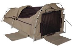 http://www.wildearth.com.au/buy/sahara-nomad-brown-king-single-dome-canvas-swag-an/sa-nomad-br-sg