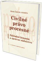Civilné právo procesné, 2. doplnené a zmenené vydanie