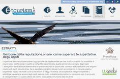 E-Tourism LAB: nuove strategie e modelli di business per il settore dell'ospitalità [Intervista a Lucian Berescu]