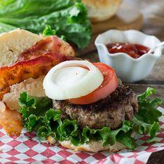 Simply the Best Hamburgers