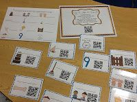 Obsessed with CVC Words...and QR Codes (Freebie)!
