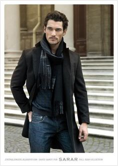 David Gandy, again.  He is my idea of perfection!