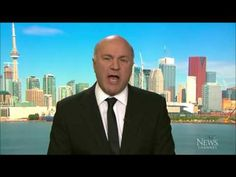"""While discussing Two-Tier Healthcare in Canada, Kevin O'Leary tears Trudeau a new one. """"It's not about selfies"""". """"This is not a fashion show""""."""